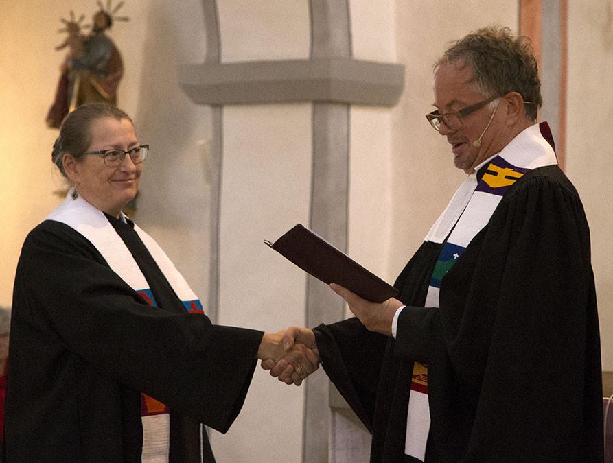 Neue Pfarrerin in Pfyn