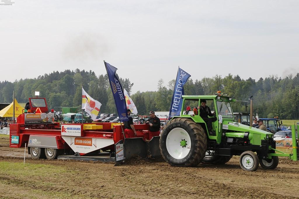 Traktoren Pulling Iselisberg
