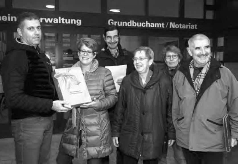 IG «wohnen im Hasli» sammelte 324 Unterschriften